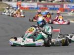 Carlos Sainz karting Francia