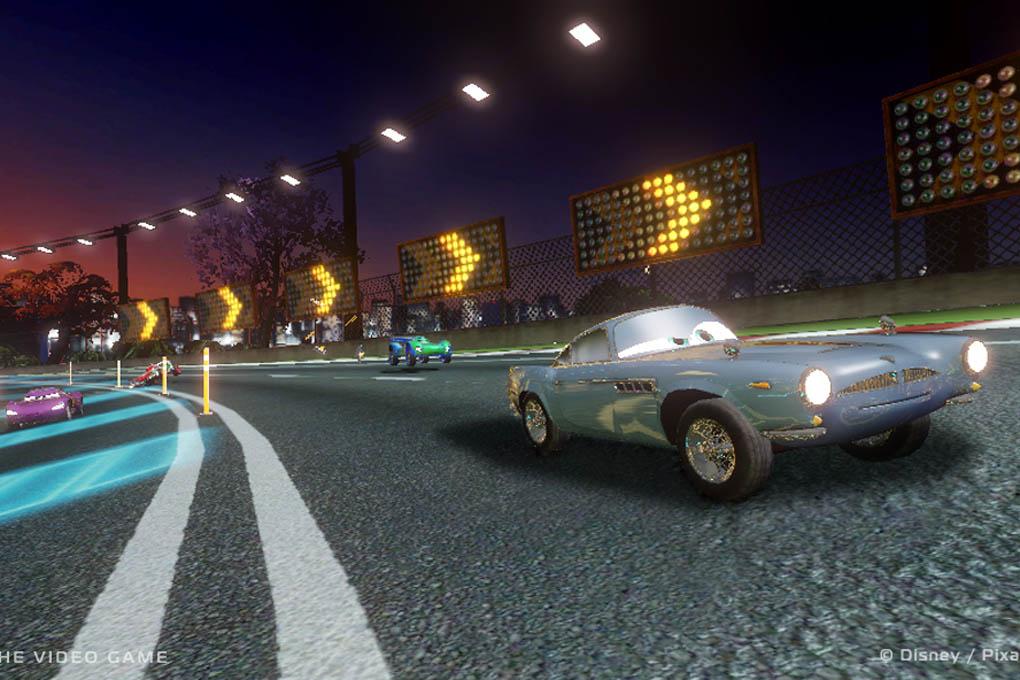 juego cars 2