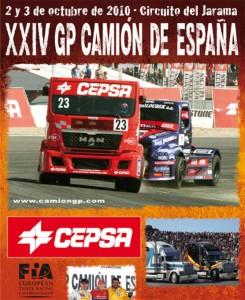 carreras de camiones circuito Jarama