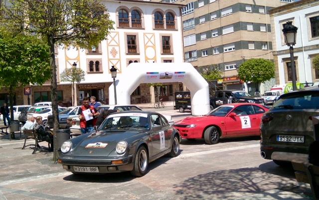 Spain Classic Rally en Cangas de Onís
