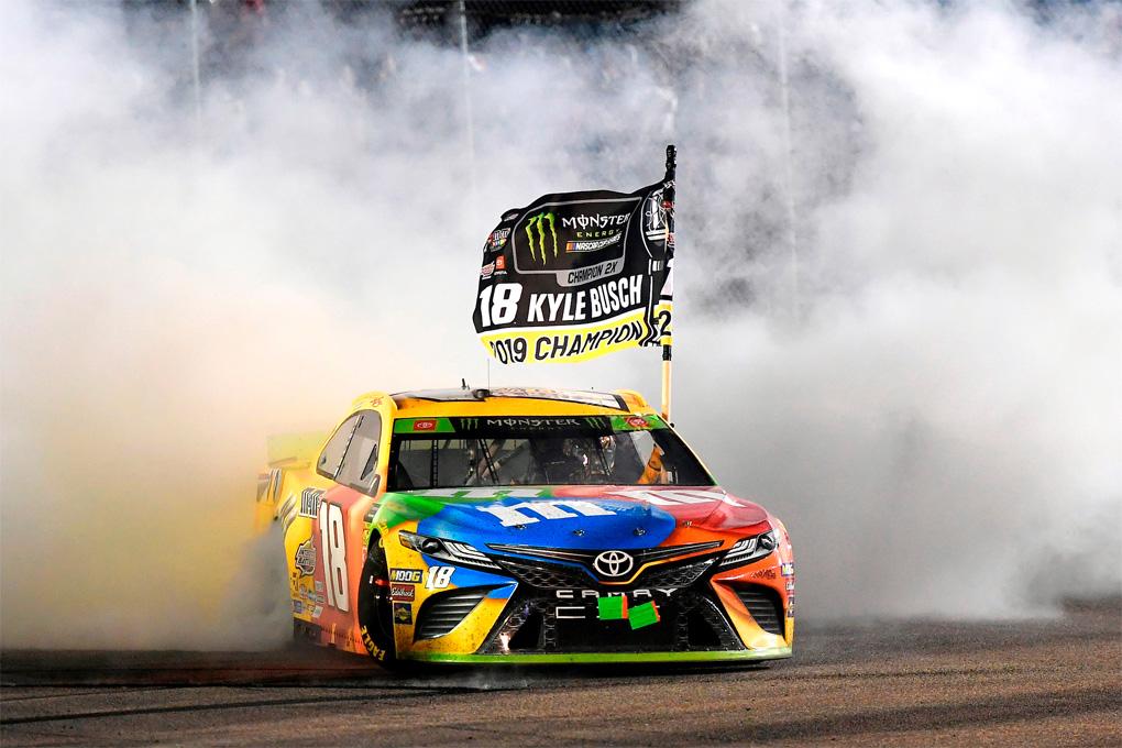 Toyota en las competiciones de circuito
