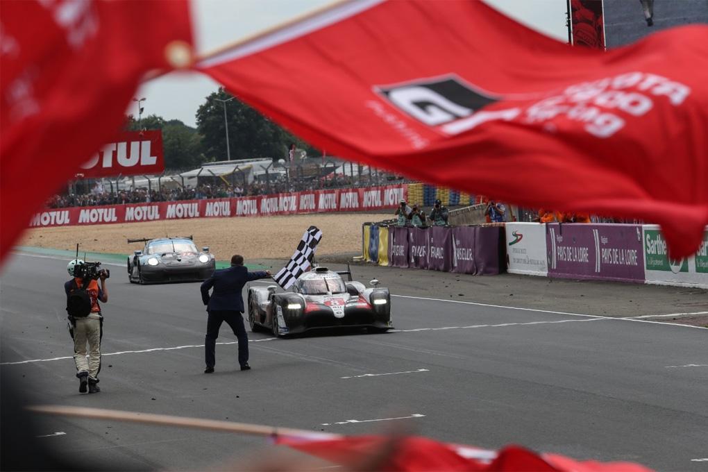 Toyota en las competiciones de Resistencia