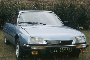 Citroen CX 40 aniversario