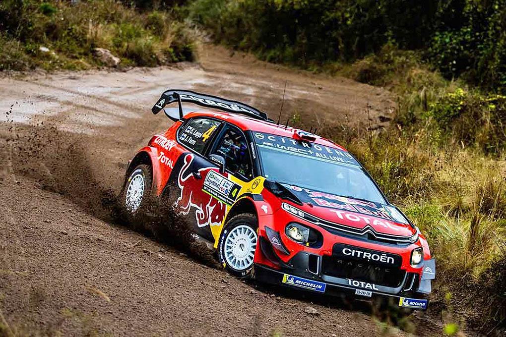 Citroen deja el WRC