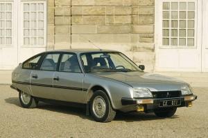 40 aniversario del Citroen CX