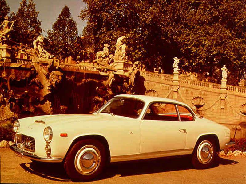 Clasicos Lancia Flaminia Sport