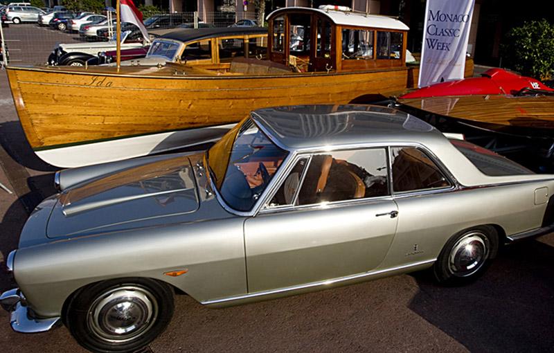 Clasicos Lancia Flaminia