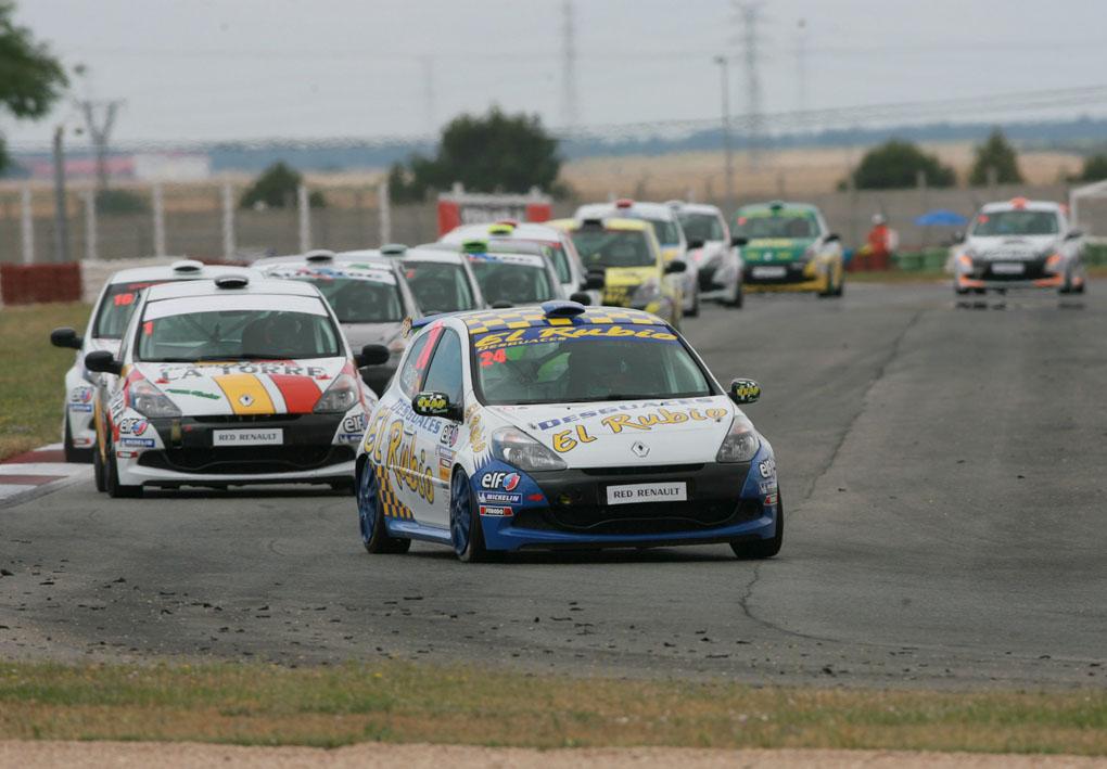 Clio Cup Circuito Albacete 2010