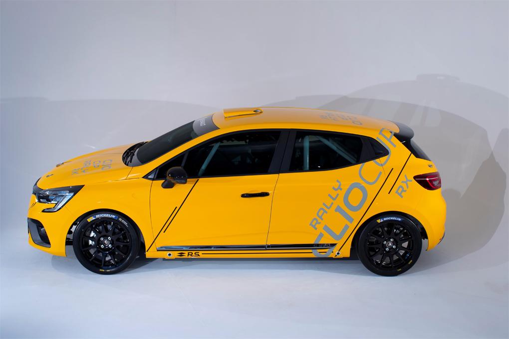 Copas Clio de Rallyes y Circuitos 2020