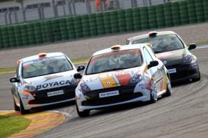 Circuito Valencia, Clio Cup 2011