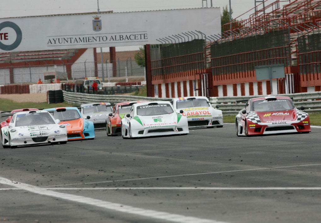 Circuito Albacete : Open prototipos circuito albacete auto sprint