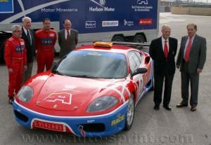 El coche 0 de rallyes