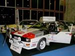 Clasicos Audi Quattro