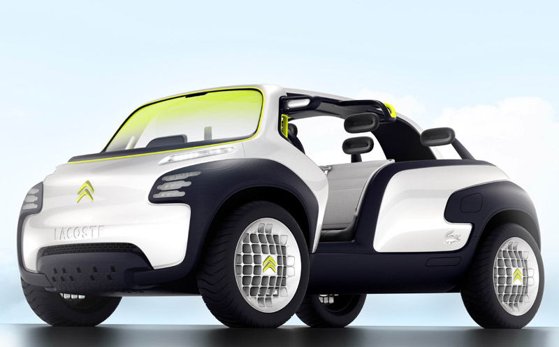 Concept Citroën Lacoste