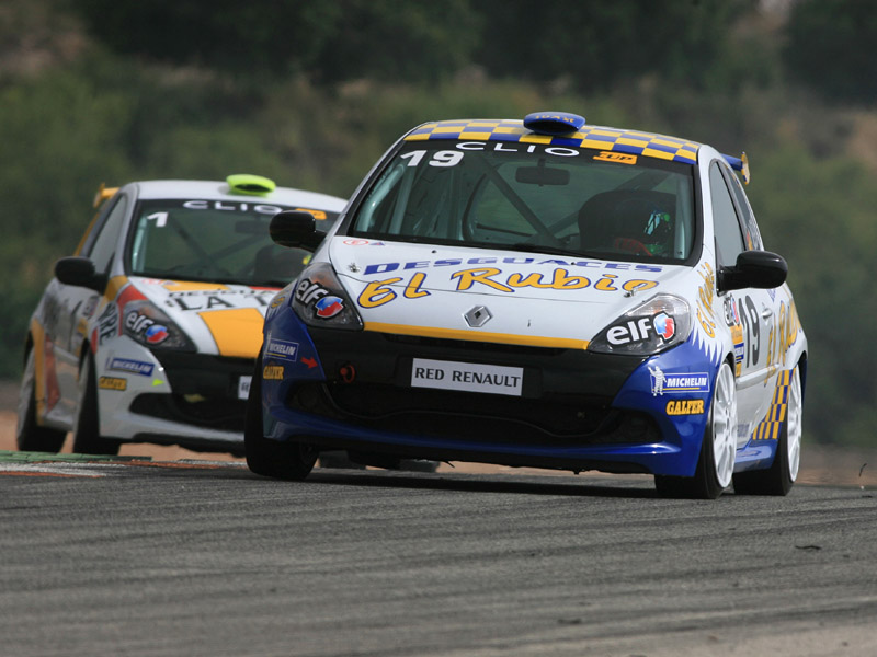 Copa Clio circuitos 2009