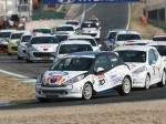 copa Peugeot 207 circuito Jarama