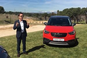 Presentación Opel Crossland