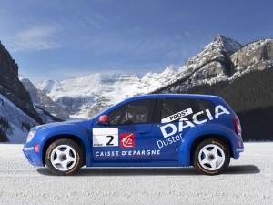 Dacia Alain Prost Trofeo Andros