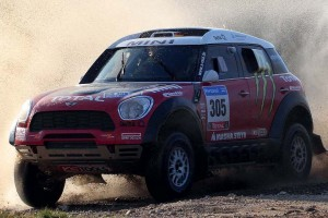 Dakar 2011 Mini