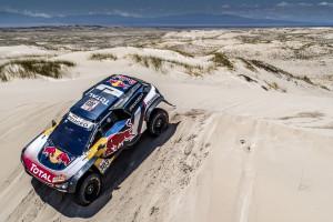 Carlos Sainz y Lucas Cruz, vencedores del Dakar 2018