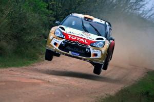 Dani Sordo en el Rally Argentina 2013