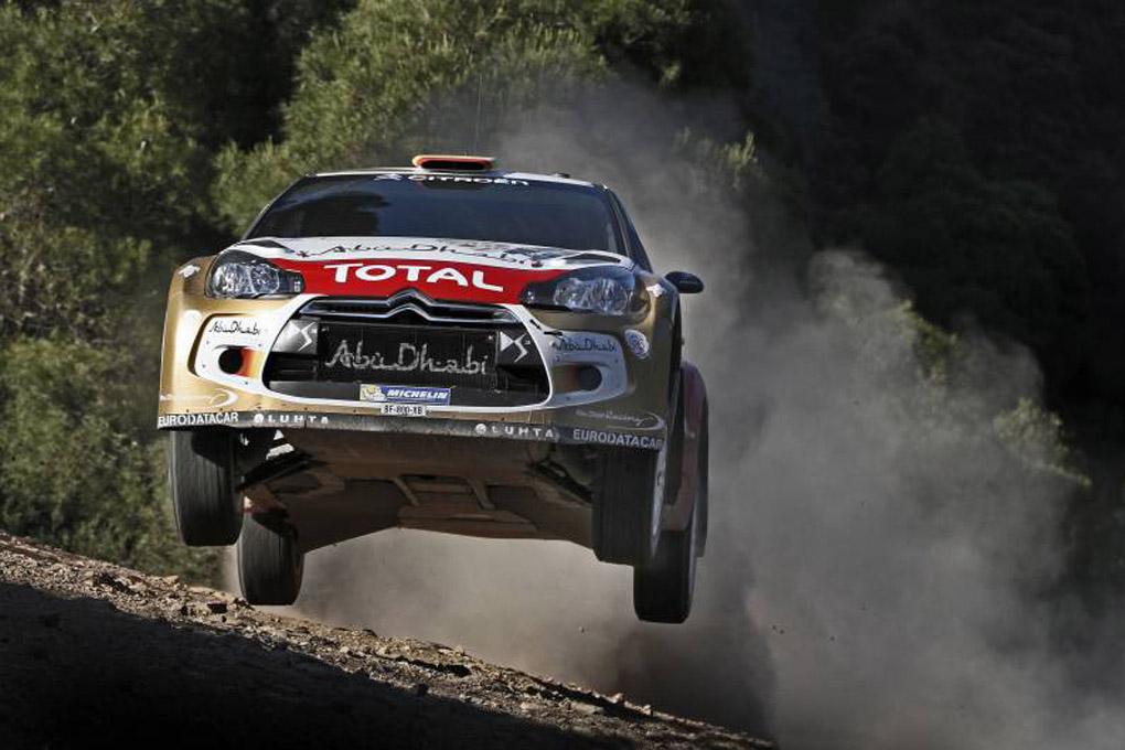 Daniel Sordo-Carlos Del Barrio Rallye Grecia