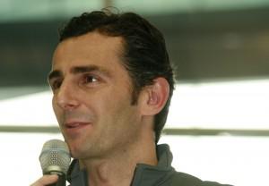 Pedro de la Rosa, piloto F1