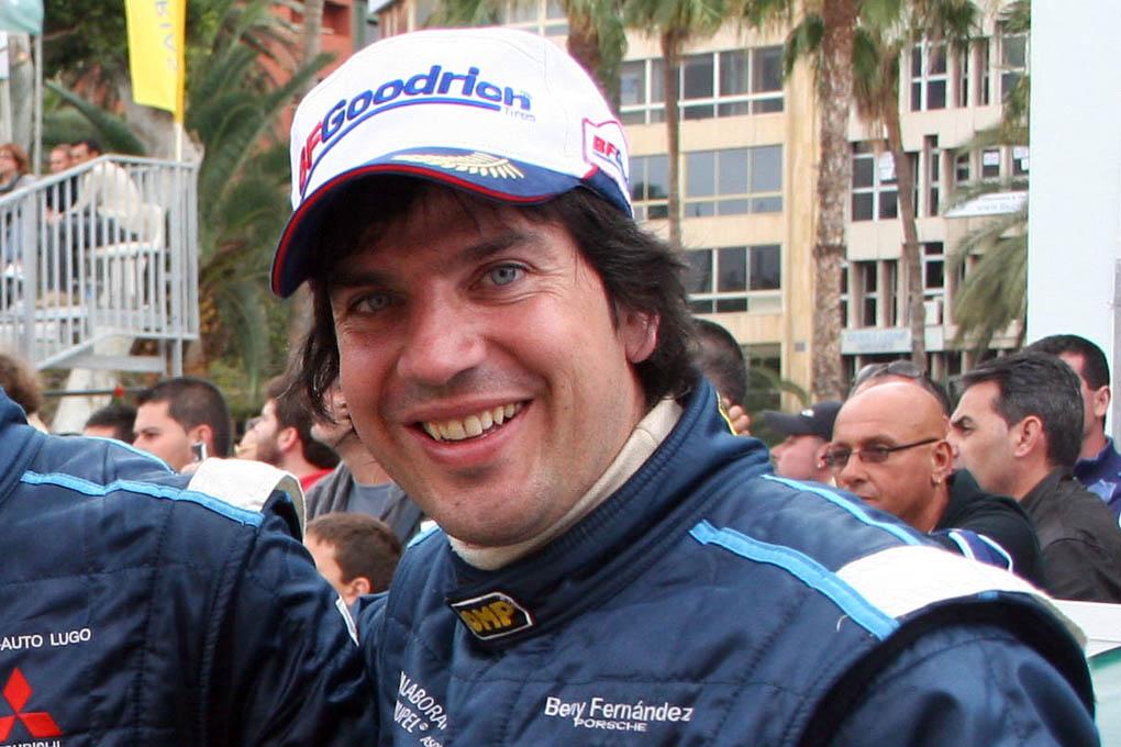Diego Vallejo copiloto de Dani Sordo
