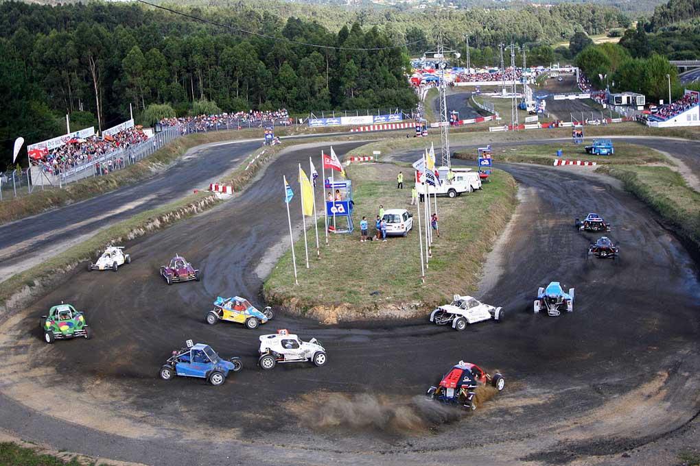 Autocross Arteixo Division 3