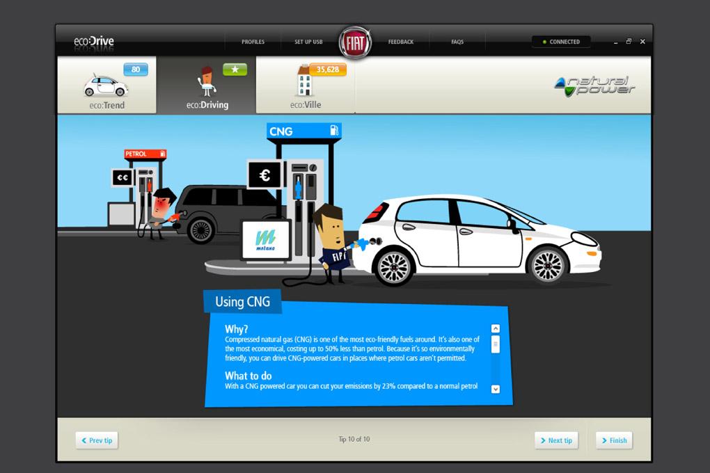 Programa Ecodrive de Fiat