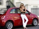 Fiat 500 C y Elle Macpherson