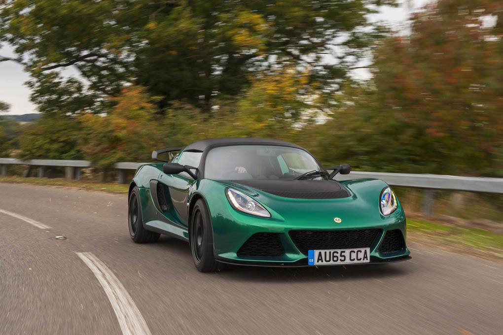 Lotus Exige 350