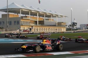 F1 2010 Abu Dhabi Grand Prix