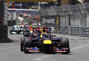 2011 Monaco Grand Prix F1