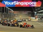 F1 GP Singapur 2010