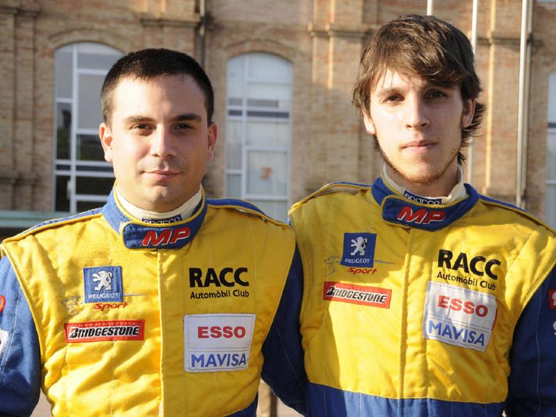 Ferran y Pujol Volant RACC 2009