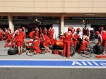 Ferrari Bahrein 2010