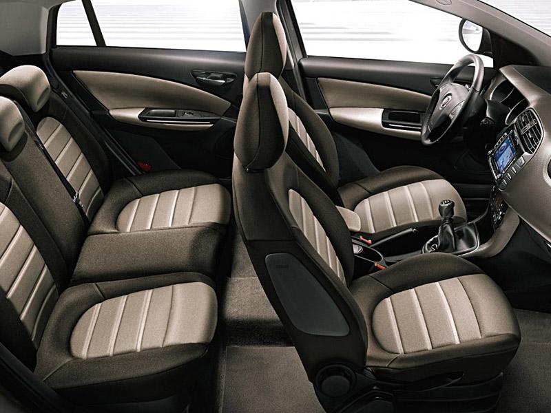 Interior Fiat Bravo 2010