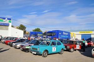 Rallye de Regularidad de Clasicos