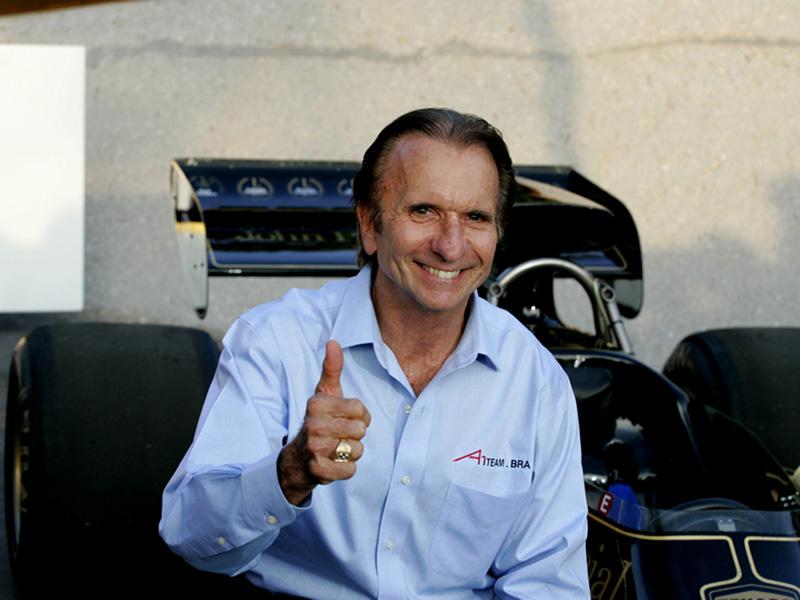 Fittipaldi en Barcelona
