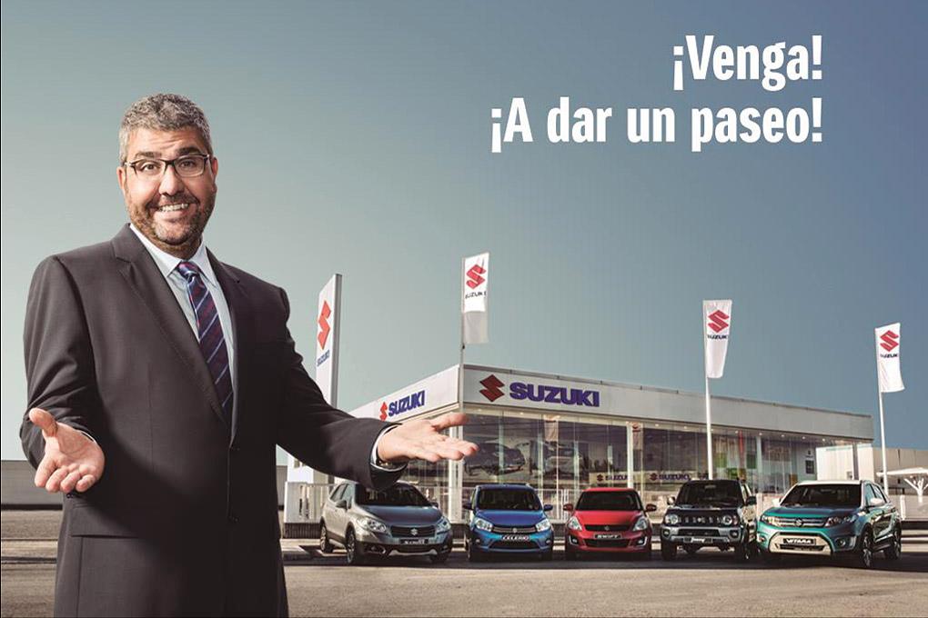 Presentación nuevos Suzuki Vitara