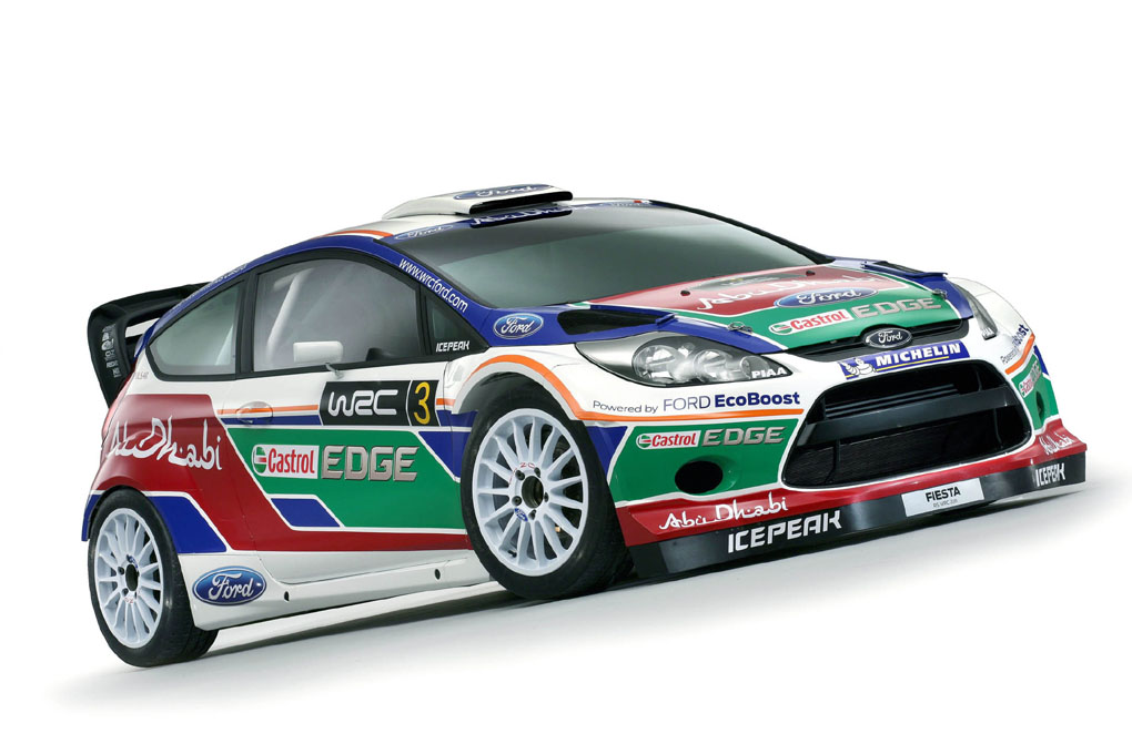 Ford Fiesta RS WRC 2011