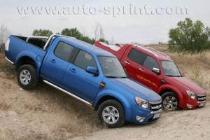 Ford Ranger pick up