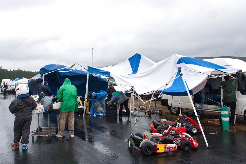 Galicia Circuito A Magdalena karting