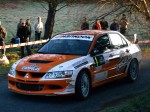 Galicia Pedro Burgo en Rallye de Ulloa