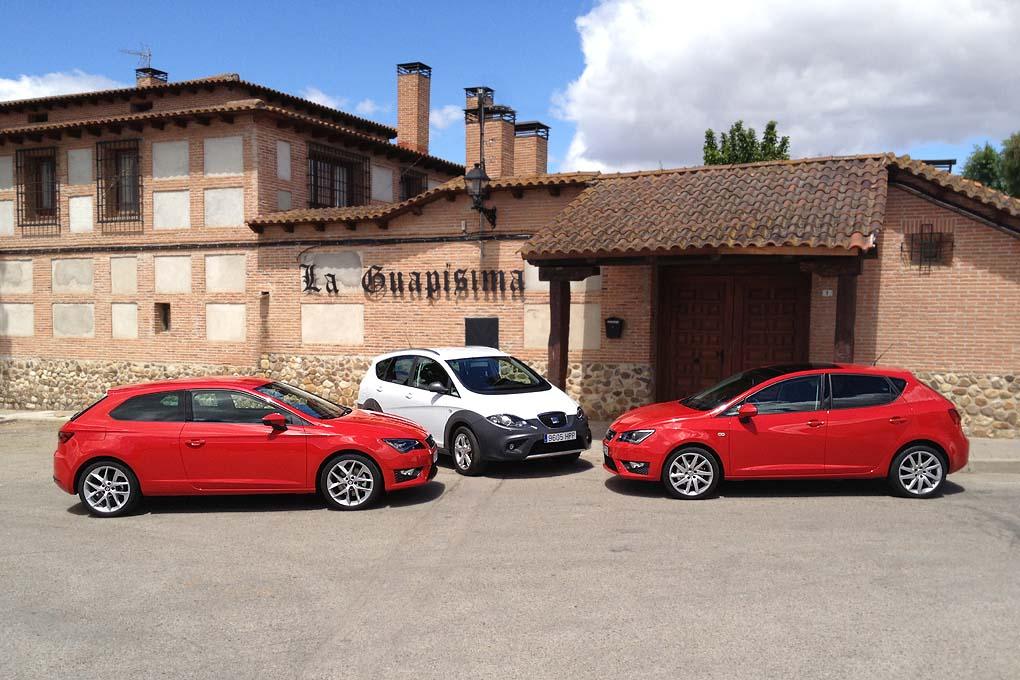 SEAT gama 2013