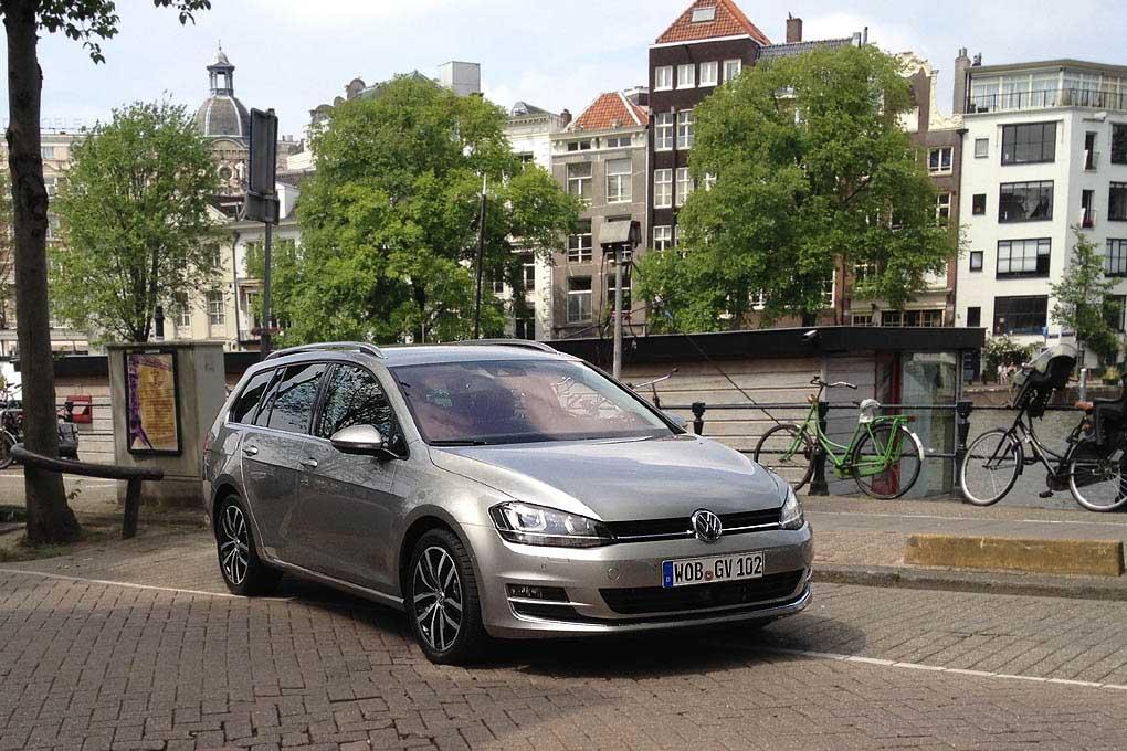 VW Golf Variant 2013