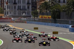 F1 Valencia 2011