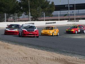 Circuito Jarama clase 1 Ecoseries