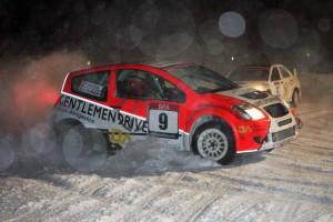 carreras sobre hielo 2011